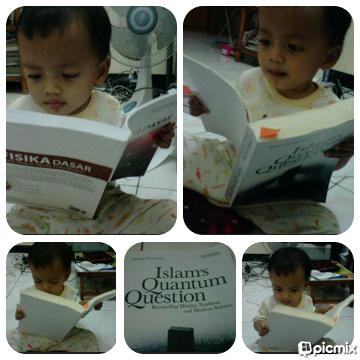 Harsha Membaca